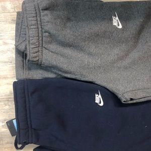 2 pairs NWT Nike sweats